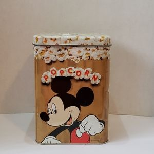 Mickey Mouse tin 1997